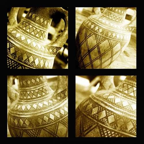 Morocco Vase Pottery Crafts