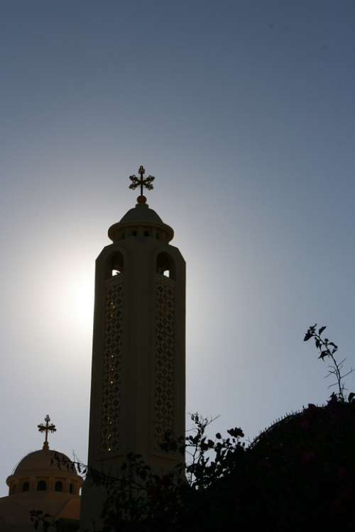 Mosque Minaret Tower Faith