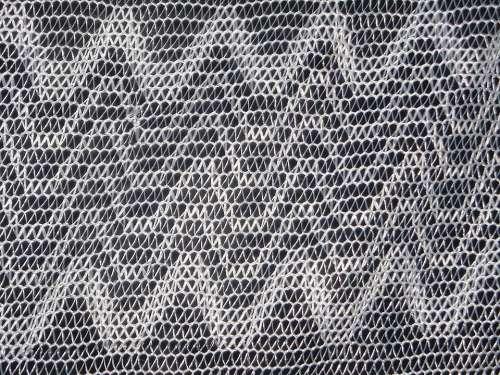 Mosquito Nets Motif White
