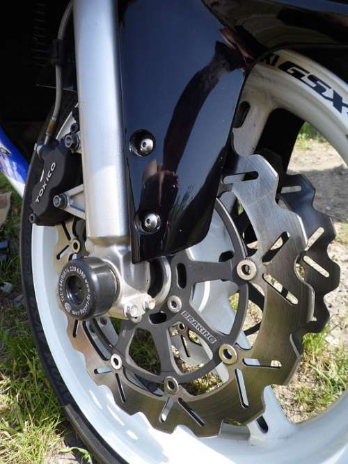 Motor Motorcycle Wheel Brake Safety Speeder Sport