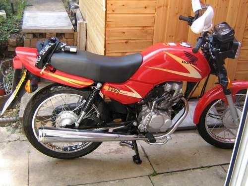 Motorbike Motorcycle Vehicle Bike Transport 125