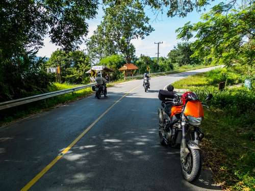 Motorcycle Motorcycle Tour North Thailand