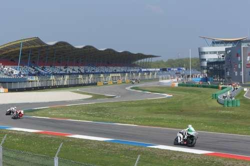 Motorcycle Circuit Race Netherlands