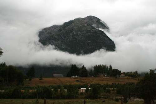 Mountain Cloud Nature