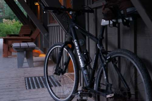 Mountain Bike Bike Canondale Bicycle Sport