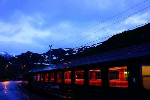 Mountain Railways Norway Peulraem Nordic Travel