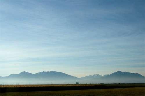 Mountains Landscape Mountain Scenic Adventure Sky