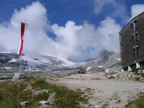 Mountains High Tauern Clouds Mountain Summit
