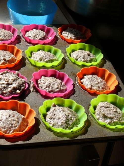 Muffin Baking Homemade