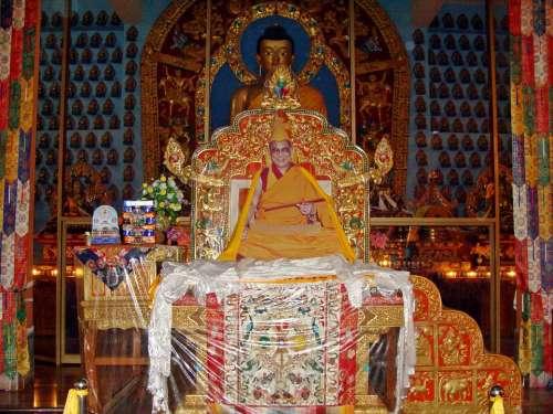 Mundgod Mini Tibet Monastery Tibetan Settlement