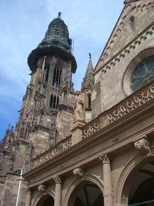 Münster Tower Integrated Rehabilitation Steeple