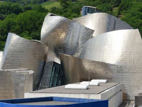 Museum Architecture Frank Gehry Building