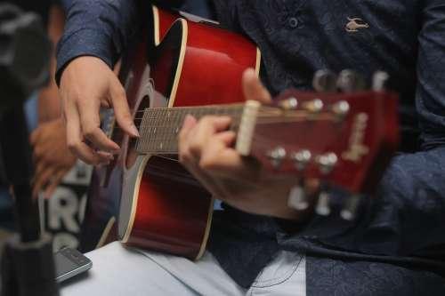 Music Guitar Acoustic Culture