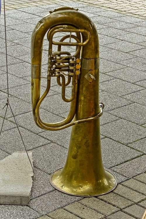 Music Break Trumpet Musical Instrument Orchestra