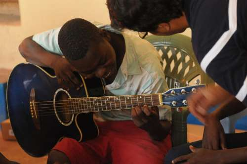 Music Lessons Guitar School Of Music Mozambique