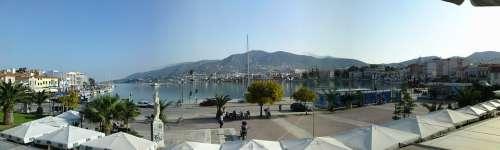 Mytilene Lesvos Greece