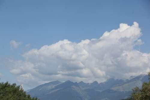 Nature Sky Cloud