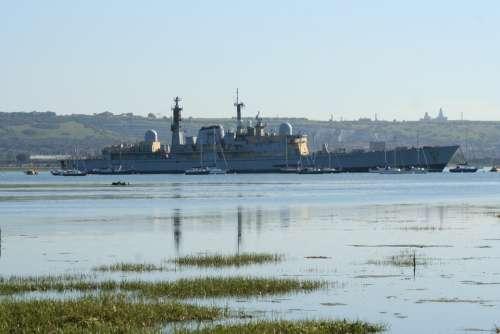 Navy British Ship Naval England Britain Water