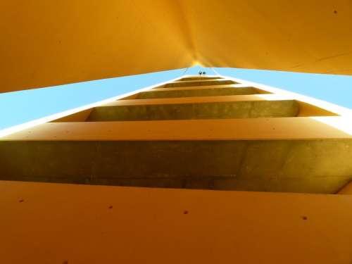 Nebra Sky Disk Observation Tower Architecture