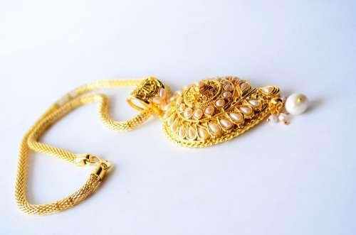Necklace Jewelry Gold Luxury Fashion Beauty