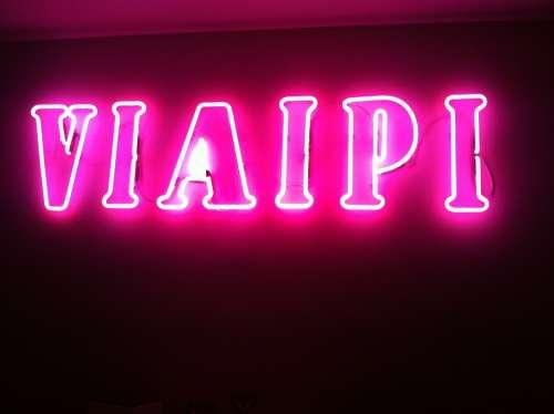Neon Light Viaipi Effect Of Light Lighting