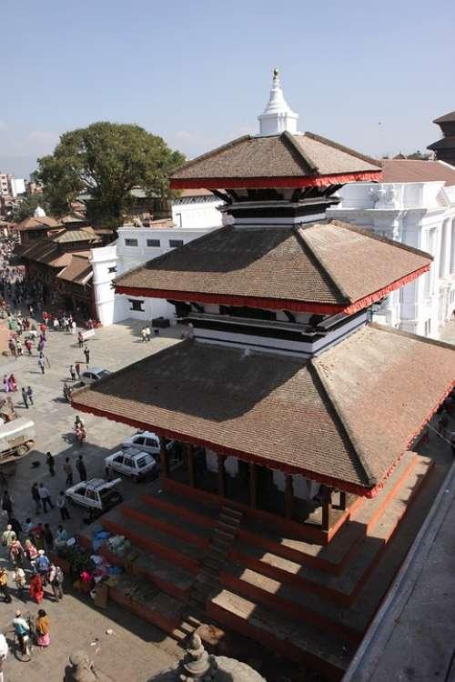 Nepal Kathu Dumplings The Old Temple Palace
