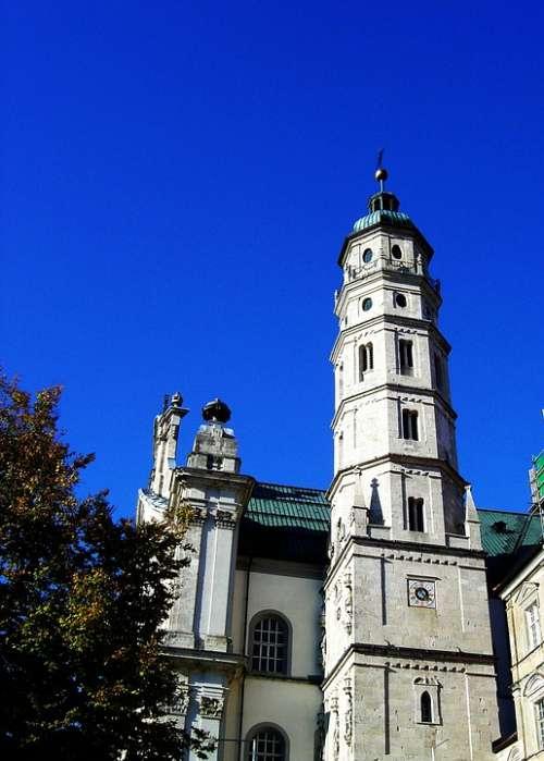 Neresheim Monastery Abbey Church