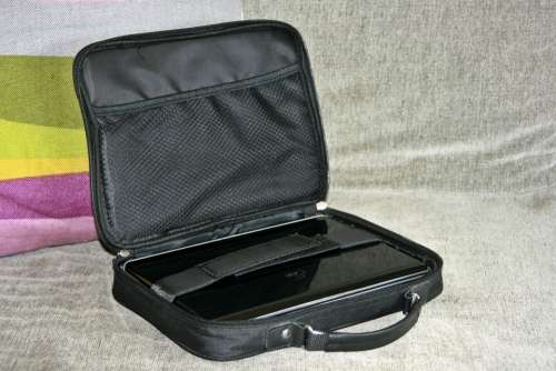 Netbook Bag Bag Netbook Close Up Notebook Laptop