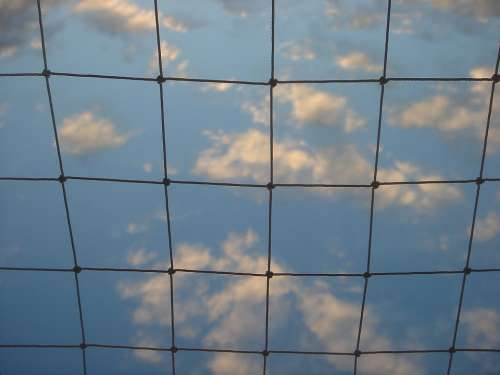 Network Square Heaven Clouds