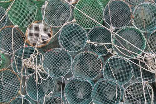 Networks Fishing Italy Mediterranean Fishing Nets