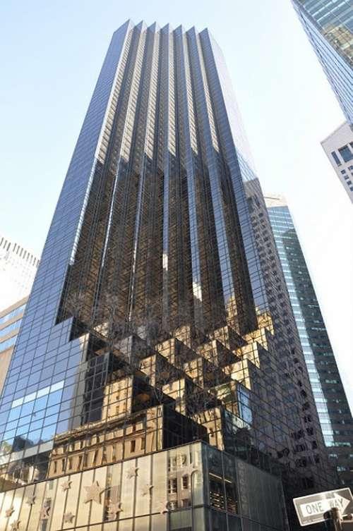 New York Skyscraper America