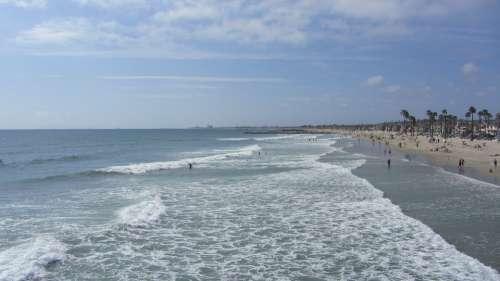 Newpoort Beach Beach Los Angeles