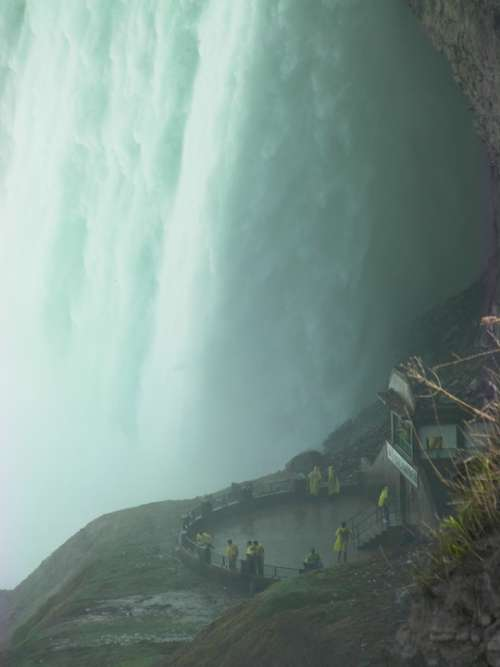 Niagara Falls Water Waterfall Nature
