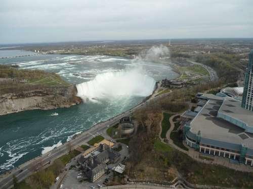 Niagara Falls Waterfall America