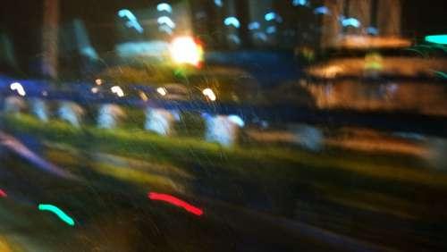 Night View Street Spot