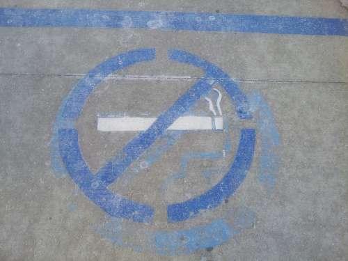 No Smoking Smoke Cigarette Smoking Tobacco