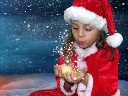 Noel Christmas Brightness Party December Bonnet