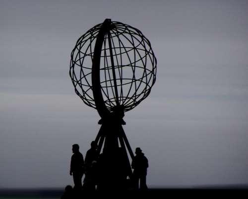 North Cape Tourism Northern Tip Symbol