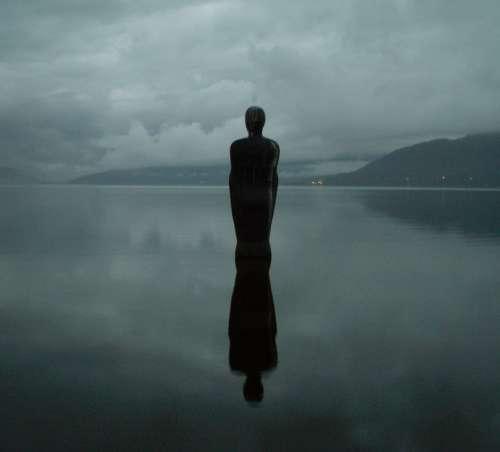 Norway Sculpture Mirror