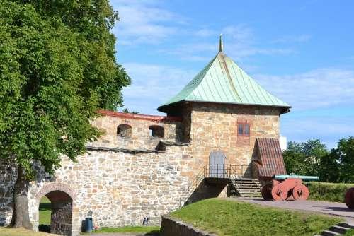 Norway Oslo Akershus Fortress