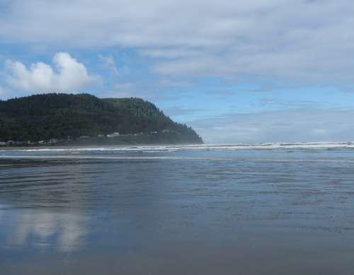 Ocean Sea Water Nature Beach Summer Landscape