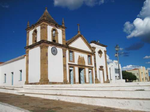 Oeiras Piauí Northeast Brazil Church Religion