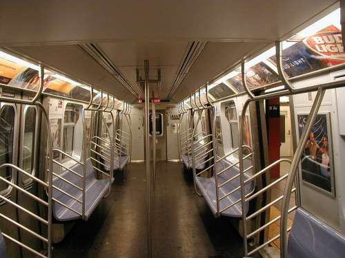Often All Happen Doesnt This Train L Empty An