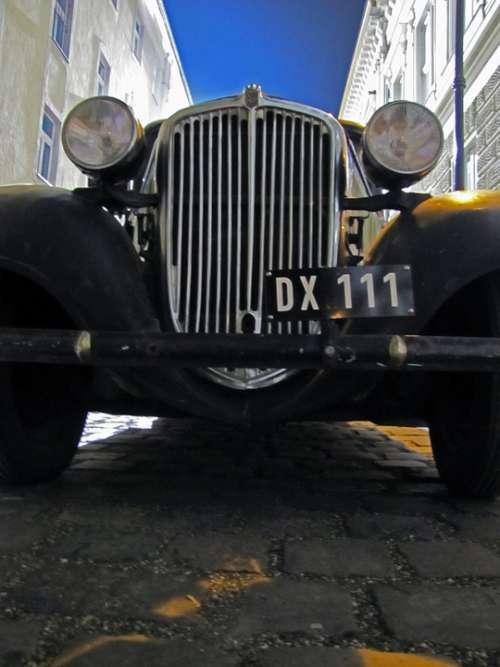 Old Car Old Car Antique Car