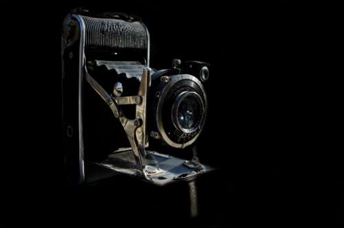 Old Camera Photography Photographer Business Job
