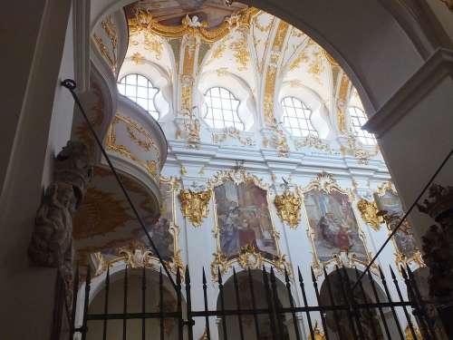 Old Chapel Regensburg Baroque Germany Bavaria