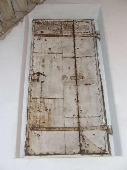 Old Door Tetőajtó Templompadlás