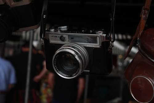 Old Picture Camera Former