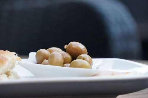 Olives Starter Italian Eat