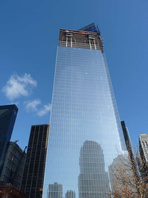 One World Trade Center New York Nyc Owtc Usa